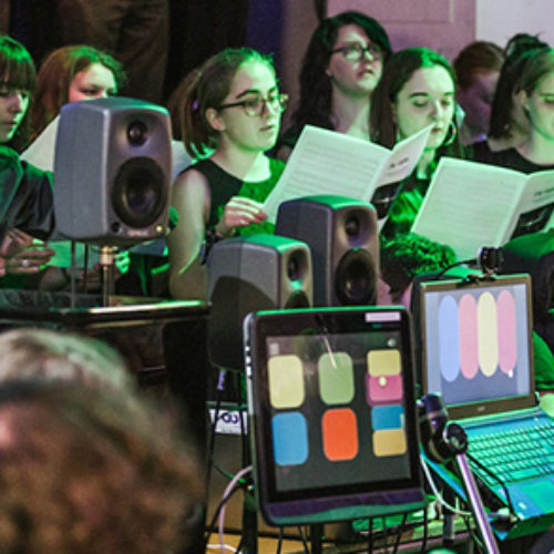 Disabled musicians can now apply to audition for the National Open Youth Orchestra