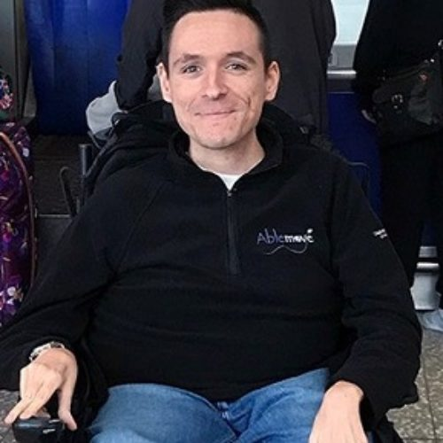 Why everyone is raving about the easyTravelseat for wheelchair users
