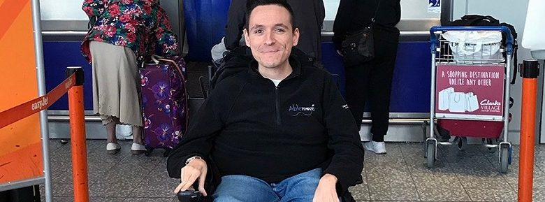 Photo of Why everyone is raving about the easyTravelseat for wheelchair users