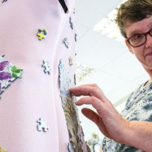 Disability charity celebrates the art and creativity of disabled people
