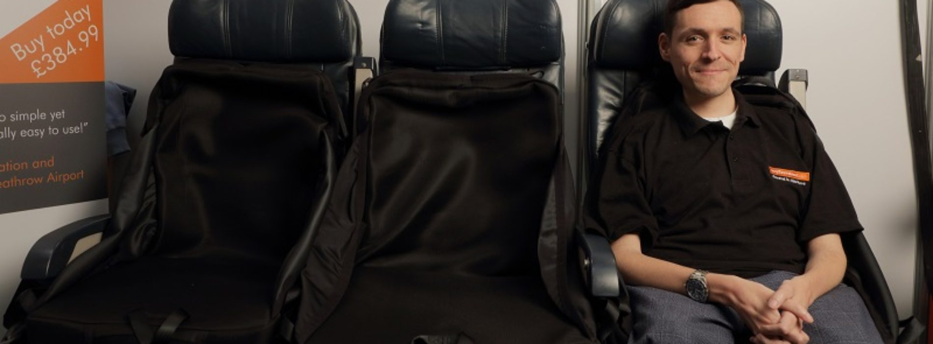 WIN an easyTravelseat to make travelling by air easier as a wheelchair user
