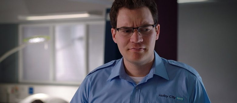 Jules Robertson in Holby City