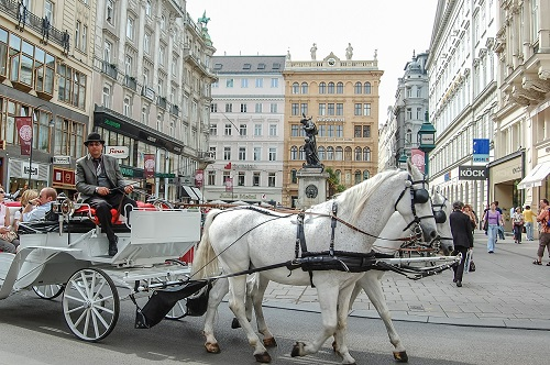 Vienna city accessibility