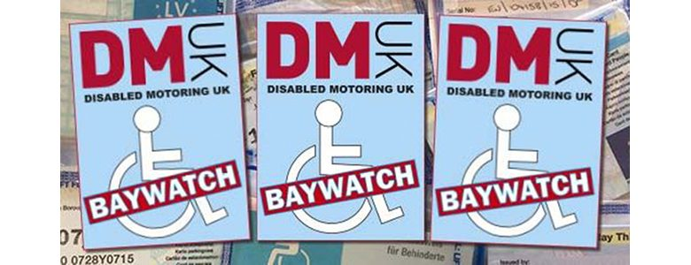 Photo of Disability Motoring UK: how you can help to stamp out disabled parking abuse