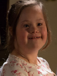 Grace playing Janet Mitchell in Eastenders