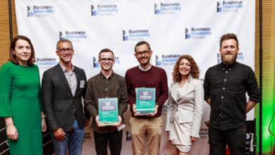 Photo of Business Disability Forum's Film Festival 2019 winners announced