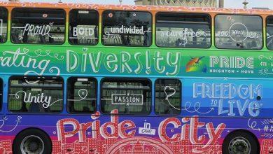 Photo of Disability Pride Brighton 2019 celebrating inclusion