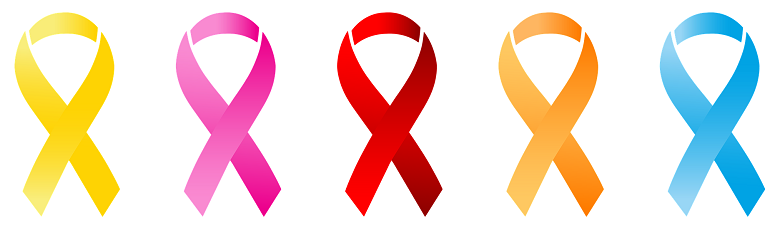 HIV ribbons