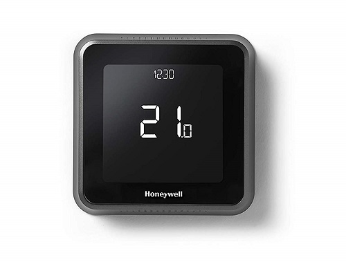 Smart thermostat for disable people