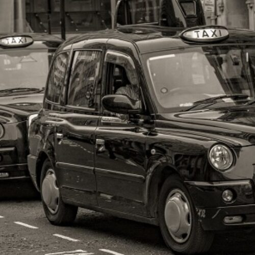Two taxi drivers refused to take disabled passengers
