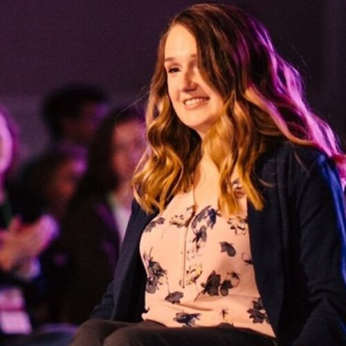 My catwalk debut in an inclusive fashion show for wheelchair users