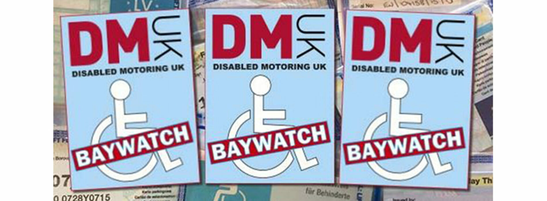 Disabled Motoring UK: Survey says one in five disabled parking bays is abused