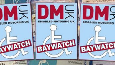 Photo of Disabled Motoring UK: Survey says one in five disabled parking bays is abused
