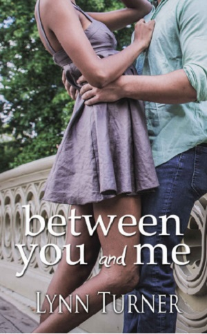 Between You and Me romance novel with disabled protagonist
