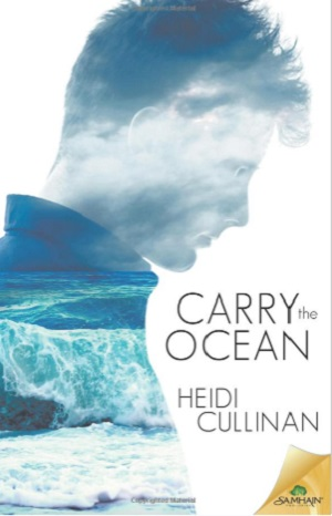 Carry the Ocean romance novel with disabled protagonist