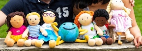 Photo of Entrepreneurial mum to extend range of soft dolls with new inclusive disability dolls