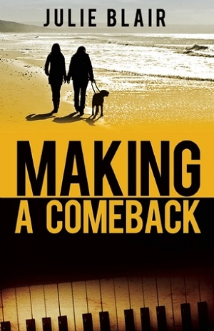 Making a Comeback romance novel with disabled protagonist