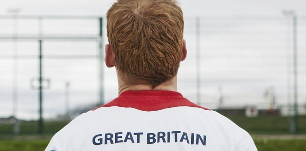 We speak to six-time Paralympic champion Stephen Miller