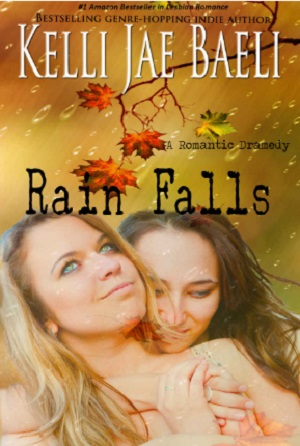 Rain Falls romance novel with disabled protagonist