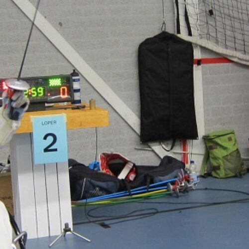 Why wheelchair fencing could be the sport for you