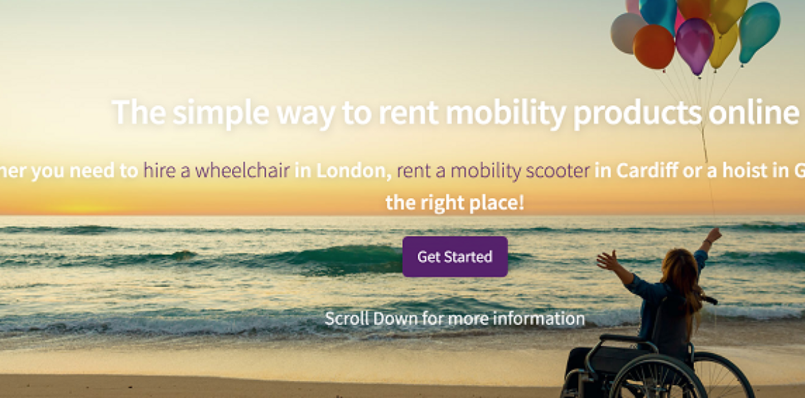 Why renting mobility equipment could be the way forward