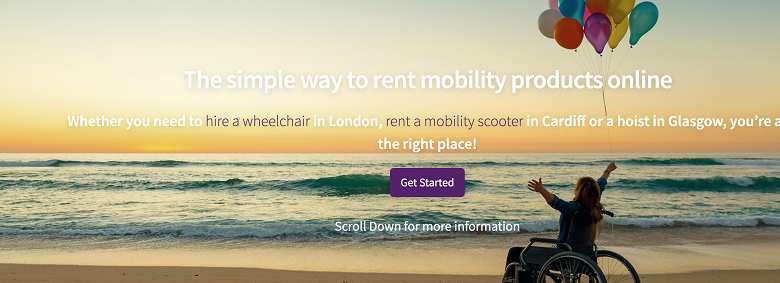 Photo of Why renting mobility equipment could be the way forward