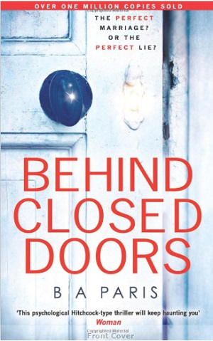 Behind Closed Doors book cover