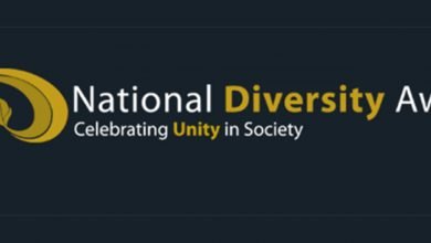 Photo of Disability recognised at the National Diversity Awards 2019