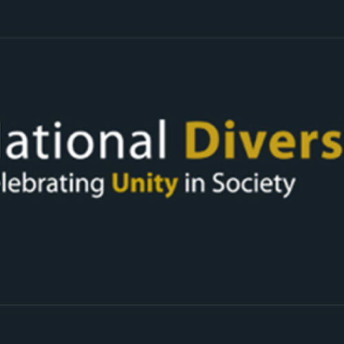 Disability recognised at the National Diversity Awards 2019