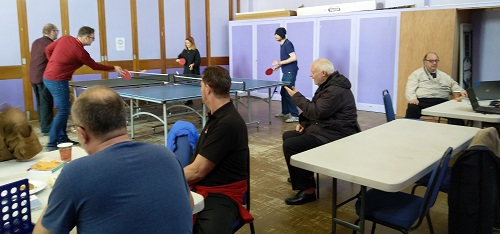 Disabled clients at Work and Health programme in Manchester