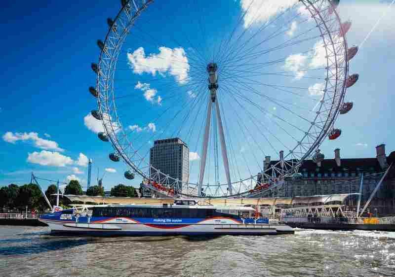 London Eye accessibility