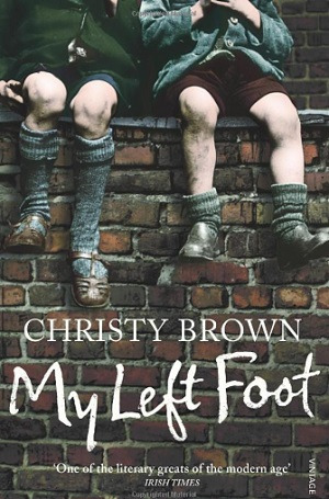 My Left Foot by Christy Brown book cover