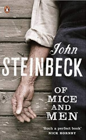 Of Mice and Me book cover