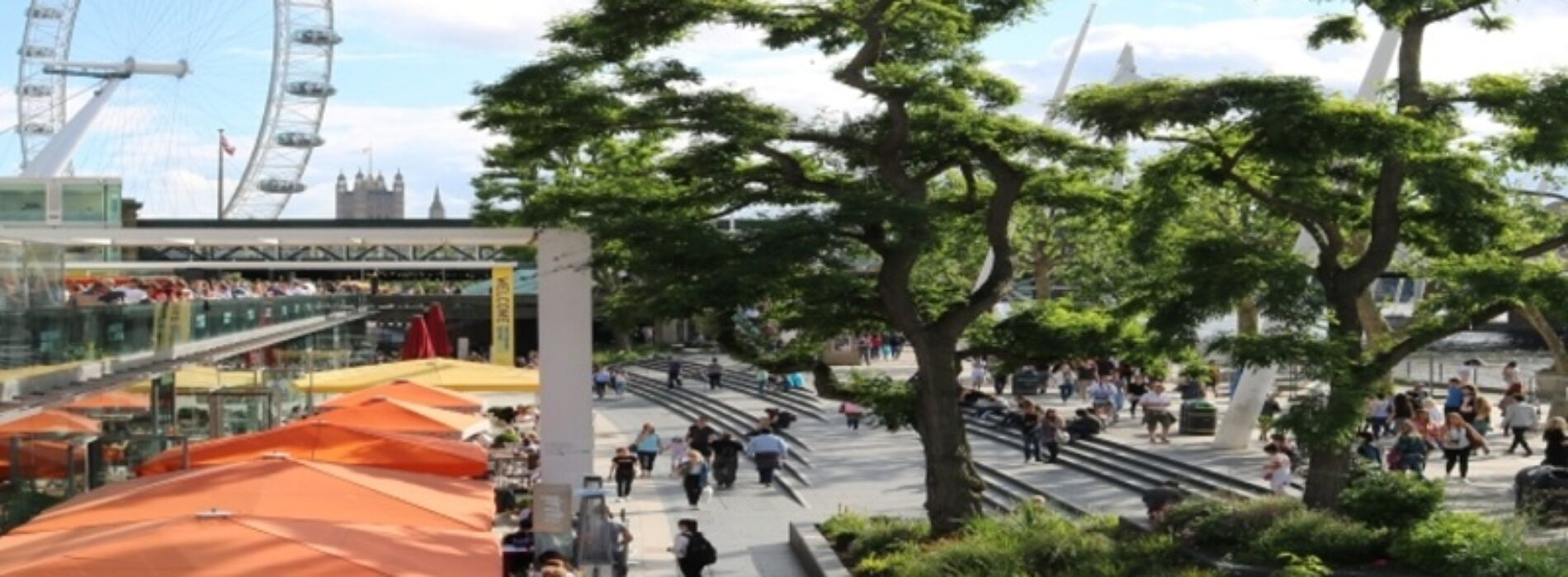 Samantha Renke: why I love London's South Bank for accessibility