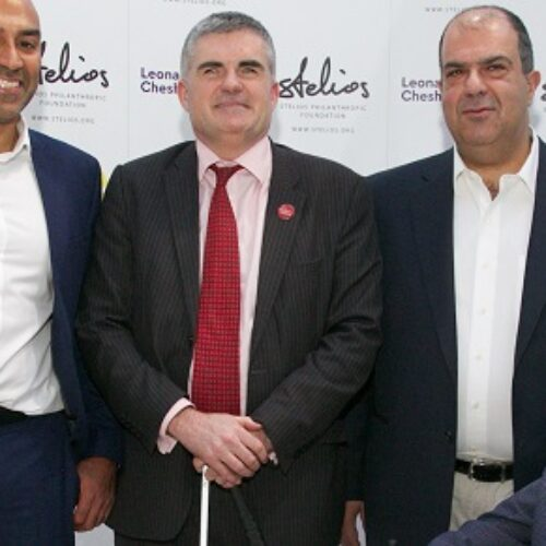 Sir Stelios pledges more prize money for disabled entrepreneurs