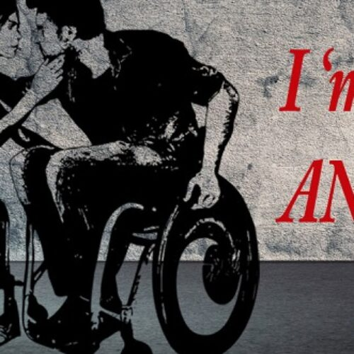 Why can't disabled people have a sex life?
