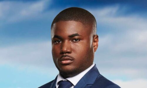 Para-athlete Souleyman Bah is first disabled candidate to appear on The Apprentice