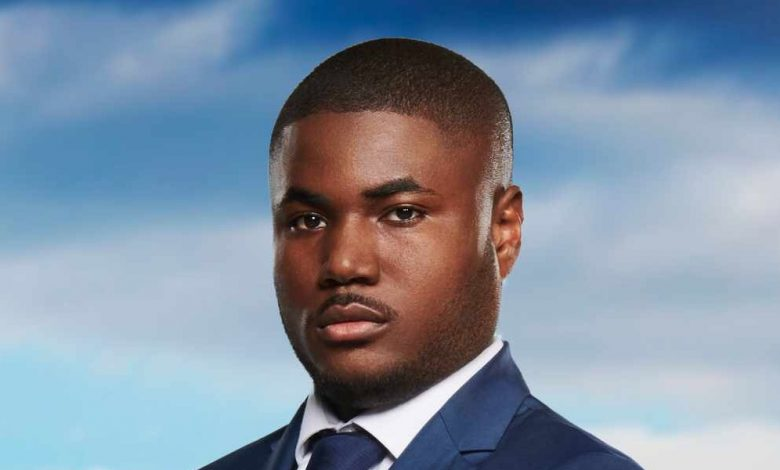 Photo of Para-athlete Souleyman Bah is first disabled candidate to appear on The Apprentice