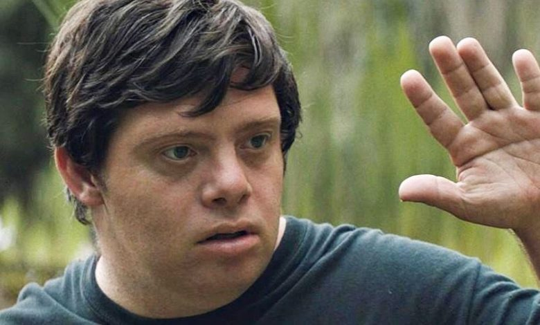 Photo of Zack Gottsagen: an actor with Down's syndrome tipped for Oscar glory
