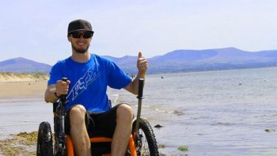 Photo of Get £200 off an all-terrain wheelchair trike this October with the Mountain Trike Company