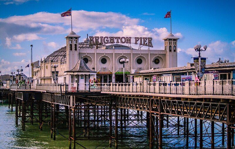 Accessible Brighton Pier