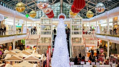 Photo of 5 accessible shopping centres to visit this Christmas