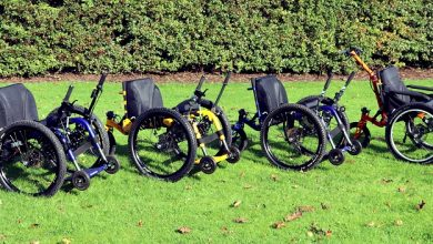 Photo of How to find the right all-terrain wheelchair for you