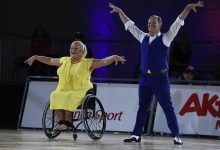 Photo of Strictly Wheels on World Championships and inspiring disabled people to dance