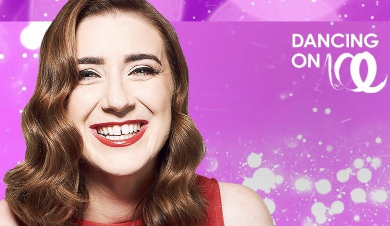 Libby Clegg on Dancing on Ice