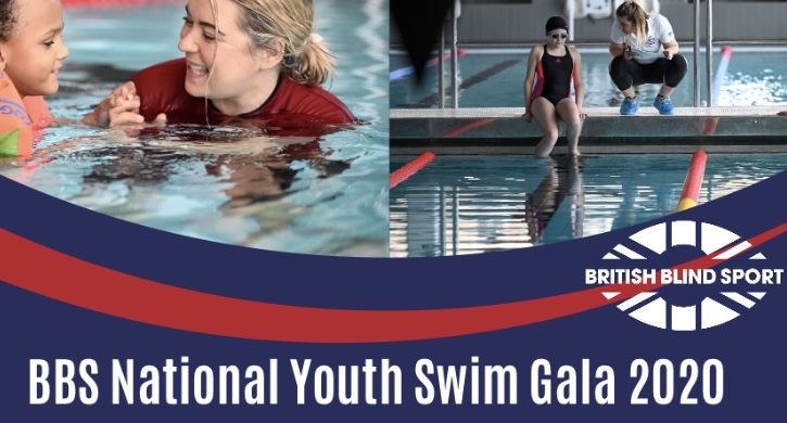 Photo of Registrations open for the British Blind Sport National Youth Swimming Gala 2020