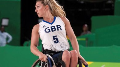 Photo of Paralympian Sophie Carrigill on how to get fit if you're disabled