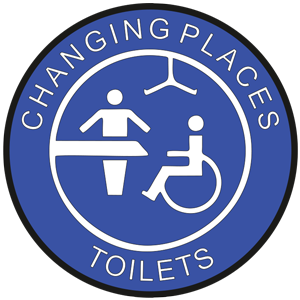 Cchanging Places toilet