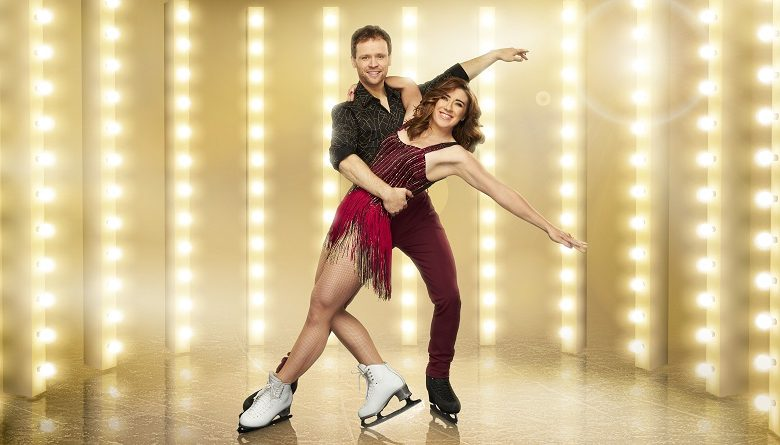 Photo of Paralympian Libby Clegg in the Dancing on Ice final