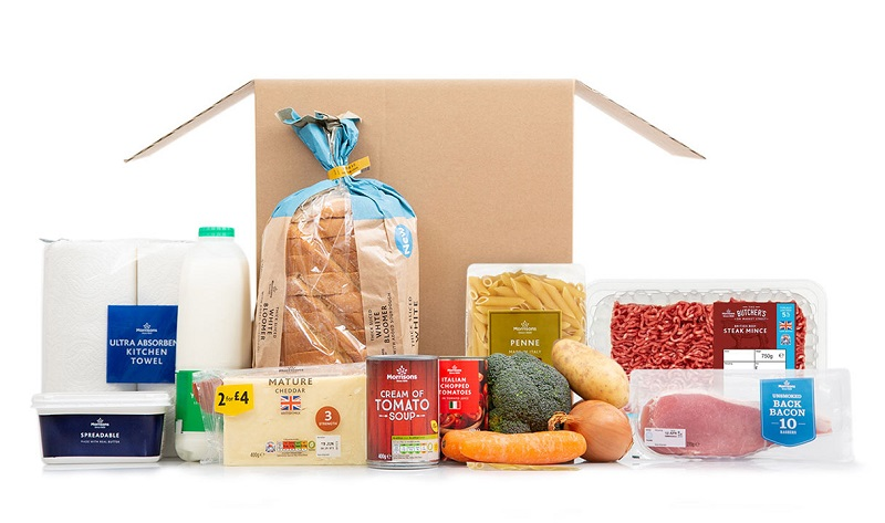 Morrisons Meat Eaters Food Box